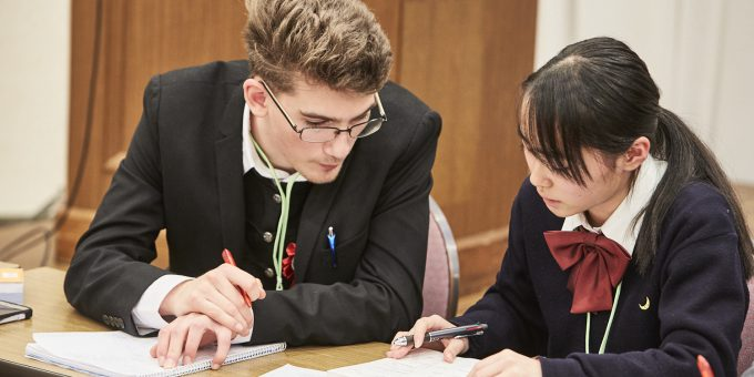 PDWC 2020 High School Parliamentary Debate World Conference and Competitionの写真