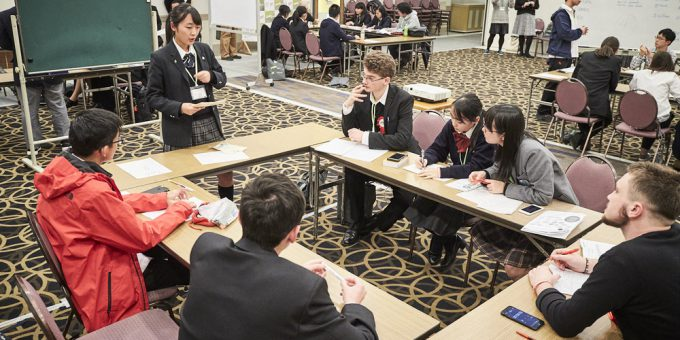 PDWC 2019 High School Parliamentary Debate World Conference and Competitionの写真